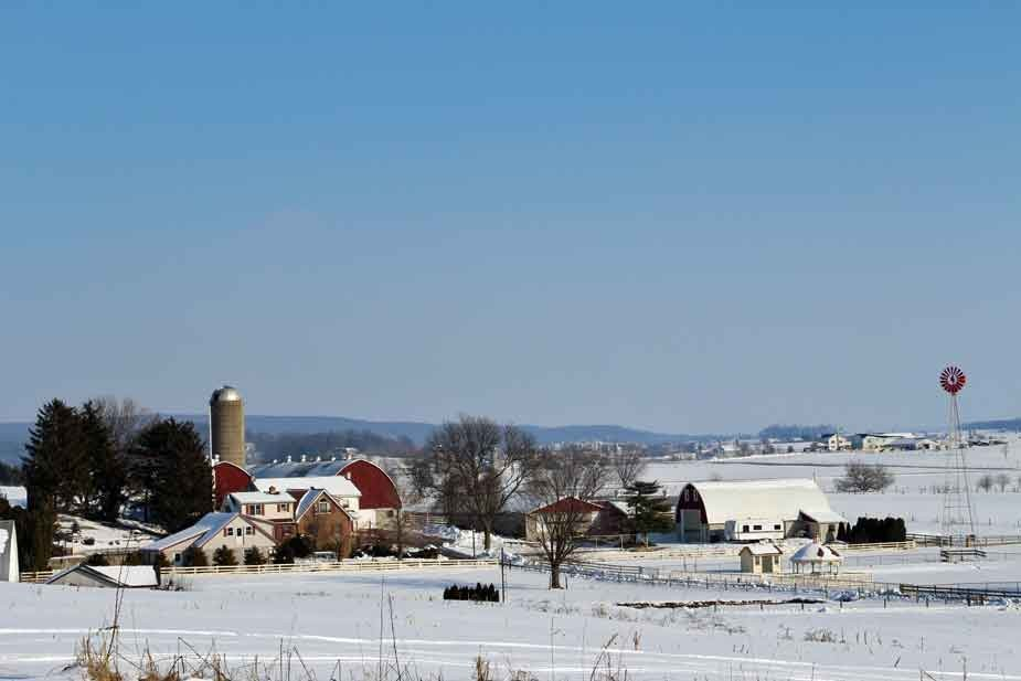 Country Lane Amish Farm Stay Lancaster Pa