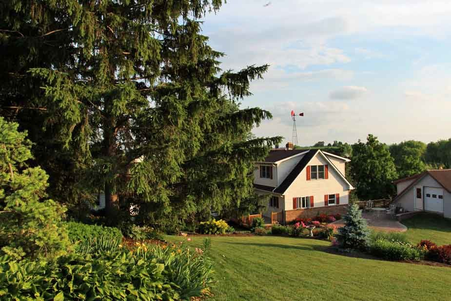 Bed And Breakfast Amish Farm Lancaster Pa